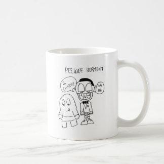 PeeWee HermBot Coffee Mug