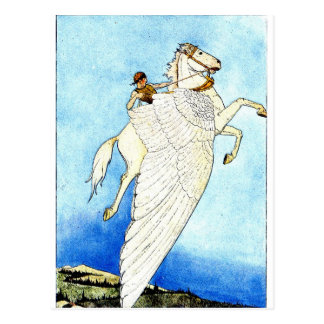 pegasus-1 postcard