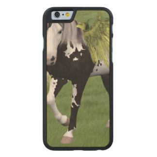Pegasus Dreams Carved Maple iPhone 6 Case
