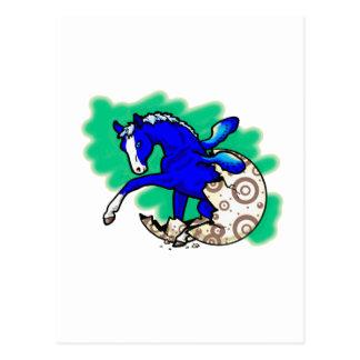 Pegasus Hatchling 1 Postcard