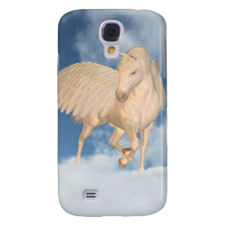 Pegasus Looking Down Through Clouds Galaxy S4 Case