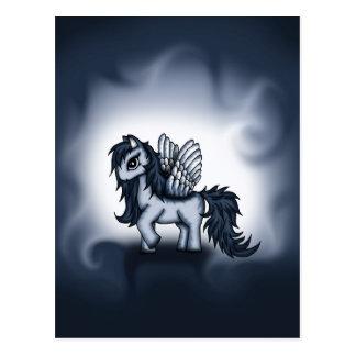 Pegasus Pony Postcard