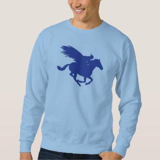pegasus runner sweatshirt
