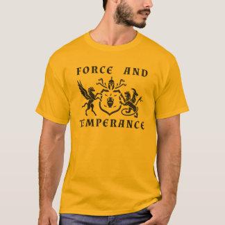 Pegasus VS Chimera Heraldic Blazon T-Shirt