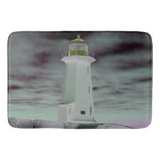 Peggy's Cove  Lighthouse Route Nova Scotia mat