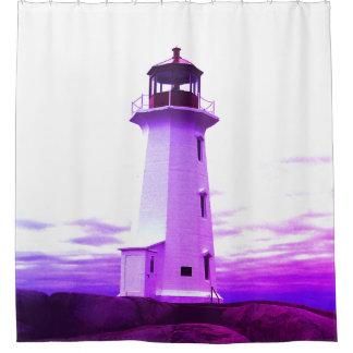 Peggy's cove Nova Scotia Canada shower curtain
