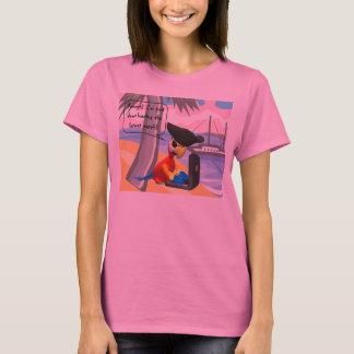 Pegleg Parrot T-Shirt