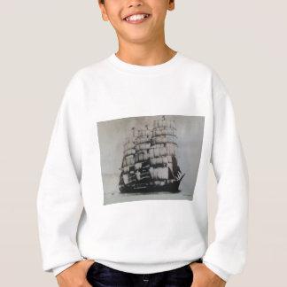 Peking under sail sweatshirt