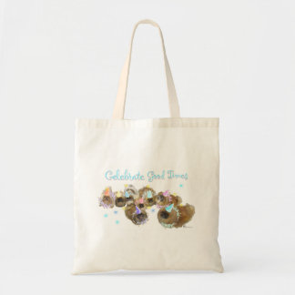 Pekingese Celebration Group Tote Bag