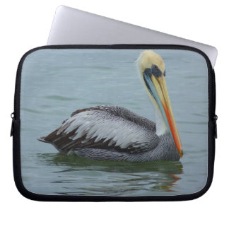 Pelican in the Water Electronics Bag