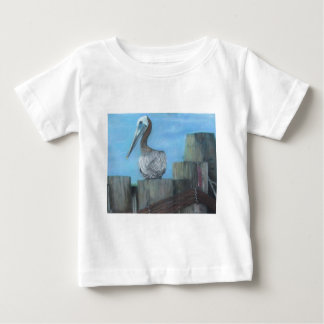 Pelican of Hatteras Ferry Baby T-Shirt