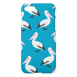 Pelican pattern iPhone 8/7 case
