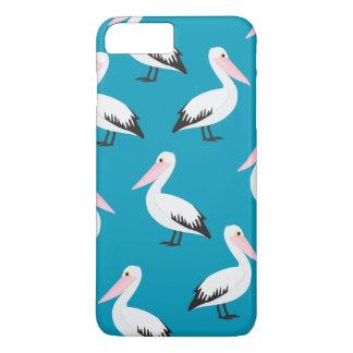 Pelican pattern iPhone 8 plus/7 plus case