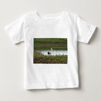 PELICAN RURAL QUEENSLAND AUSTRALIA BABY T-Shirt