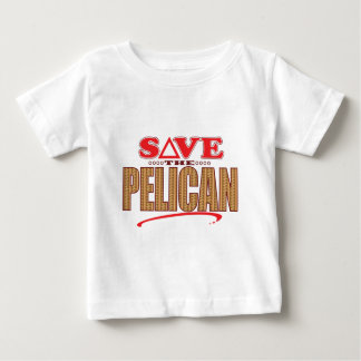 Pelican Save Baby T-Shirt