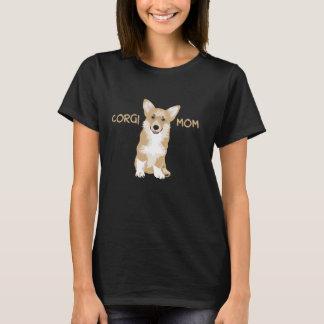 Pembroke Corgi Mum - Cute Funny Dog T-Shirt