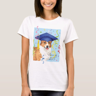 Pembroke Welsh Corgi Graduate T-Shirt