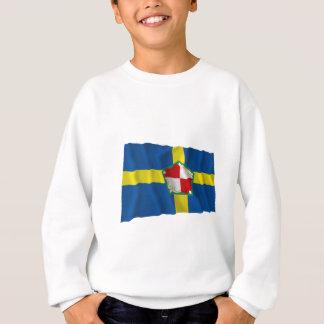 Pembrokeshire Waving Flag Sweatshirt