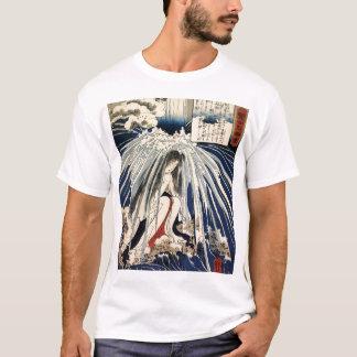 Penance beneath Waterfall T-Shirt
