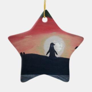 Penguin.jpg Christmas Ornament