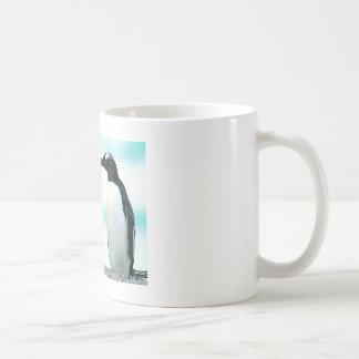 Penguin Lover Basic White Mug