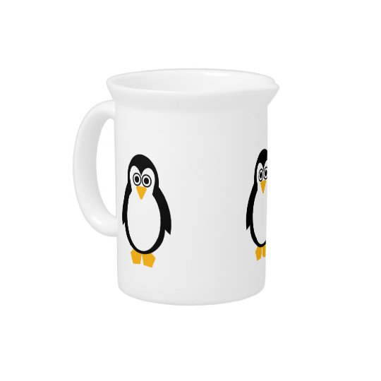 Penguin Party Jug/Pitcher Pitcher