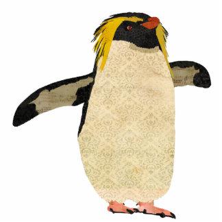 Penguin Sculpture Standing Photo Sculpture