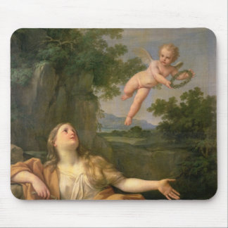 Penitent Mary Magdalene, 1700-05 Mouse Pad
