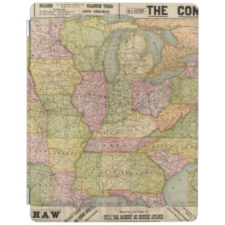 Pennsylvania 6 iPad cover