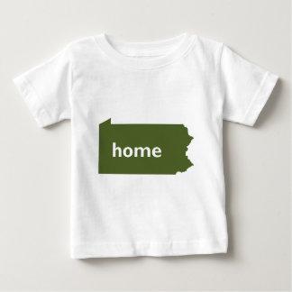 Pennsylvania Home Baby T-Shirt
