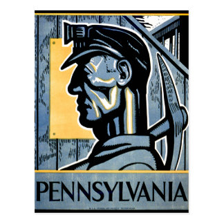Pennsylvania! Postcard