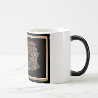 Pennsylvania Rig Up Camo Magic Mug