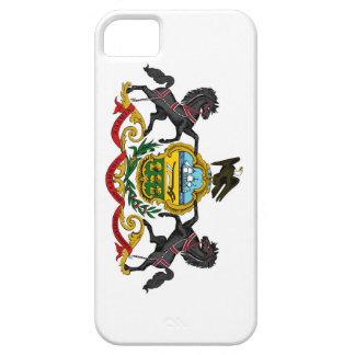 Pennsylvania state coat arms flag united america r iPhone 5 case