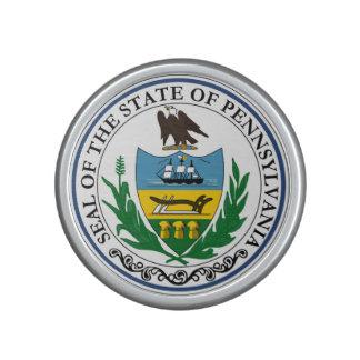 Pennsylvania state seal america republic symbol fl speaker