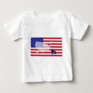 Pennsylvania, USA Baby T-Shirt