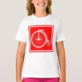 Penny Farthing High Wheeler T-Shirt