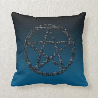 Pentacle Cushion