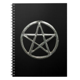 Pentacle Spiral Notebook