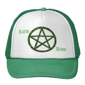 Pentacles: Green Cap