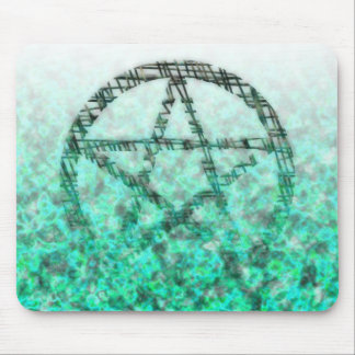 Pentacles Mouse Pad