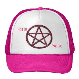 Pentacles: Pink Cap