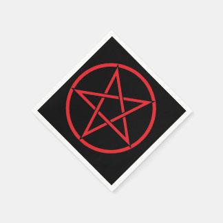 Pentagram Napkins Disposable Napkins