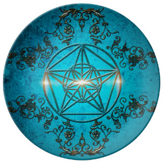 Pentagram, Plate