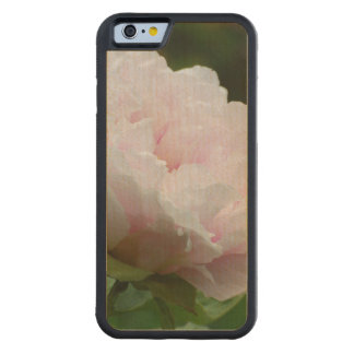 peony-41.jpg carved maple iPhone 6 bumper case
