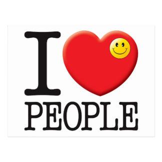People Love Postcard