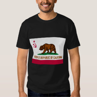 People's Republic of California Tees