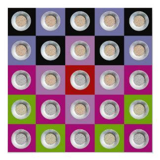 pepita collage 5x5 card