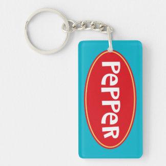 PEPPER KEY RING