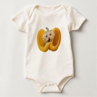 Pepper Lion ~ Baby T Baby Creeper