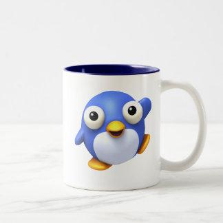 Pepper Two-Tone Coffee Mug